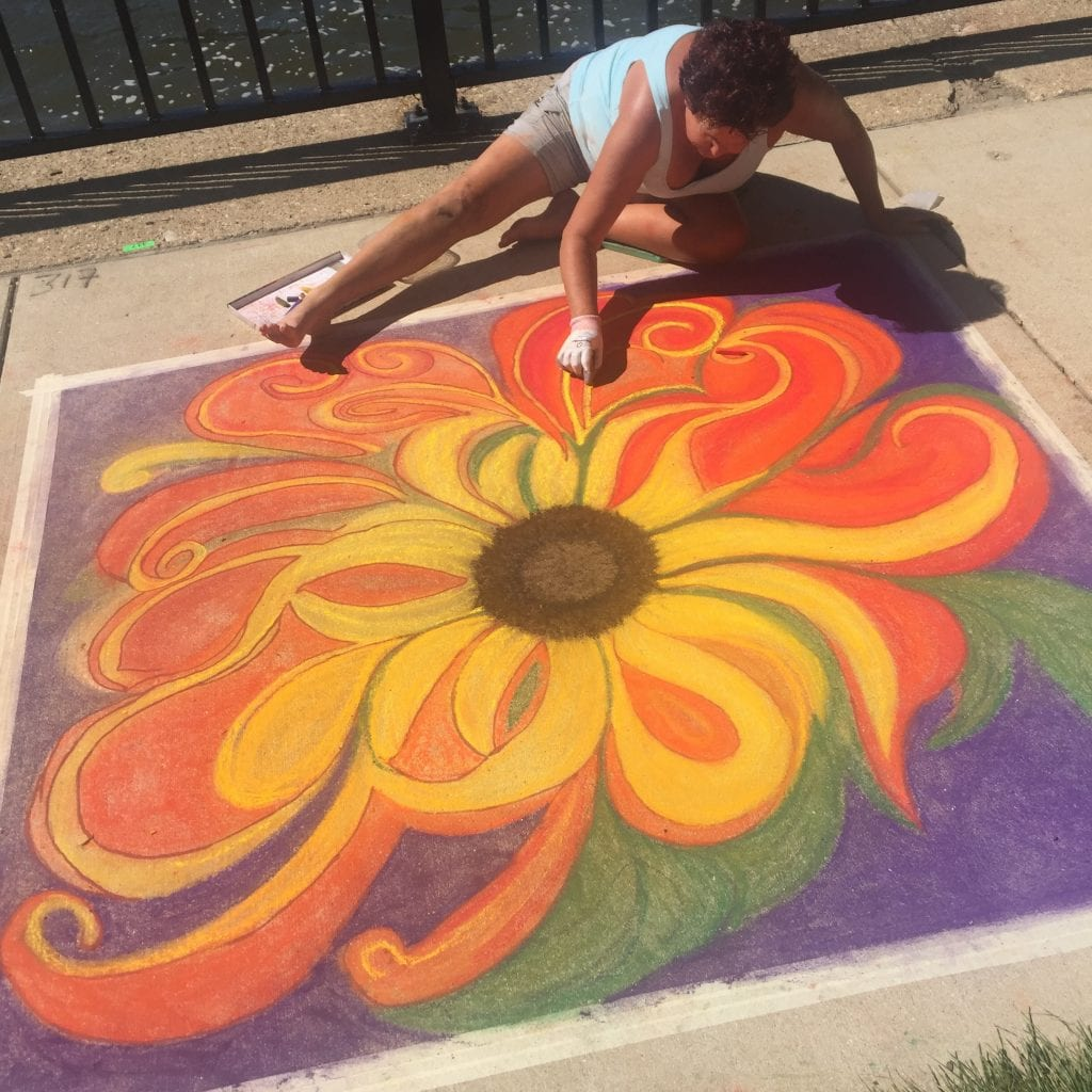 Art Infusion is a two-day event held every September in downtown Janesville.
