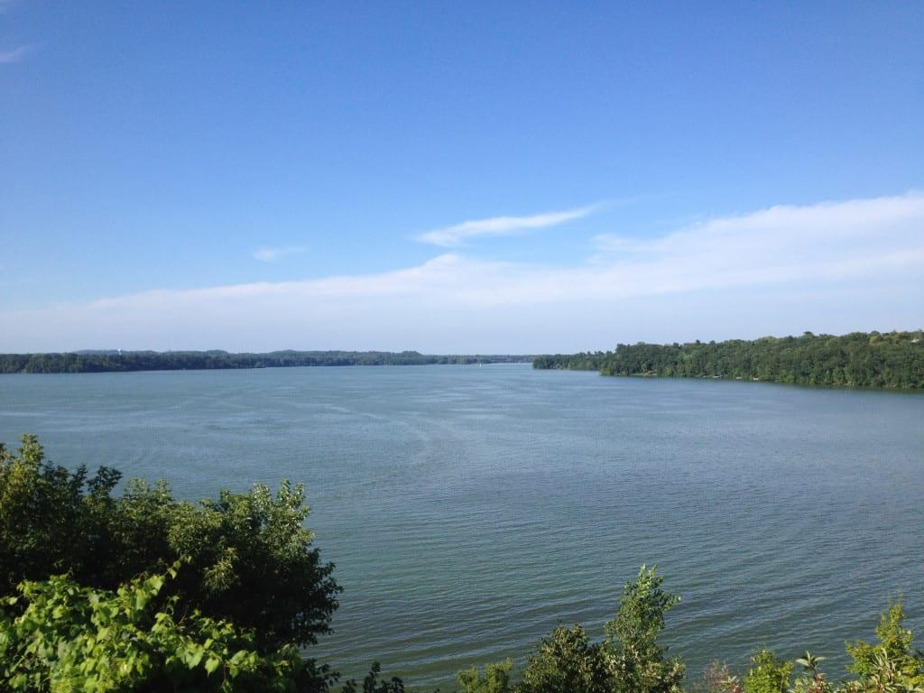Red Cedar River, Menomonie, WI