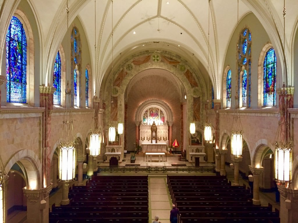 Basilica of the National Shrine of Mary Help of Christians at Holy Hill