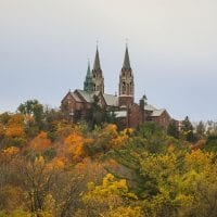Fall Colors at Holy Hill