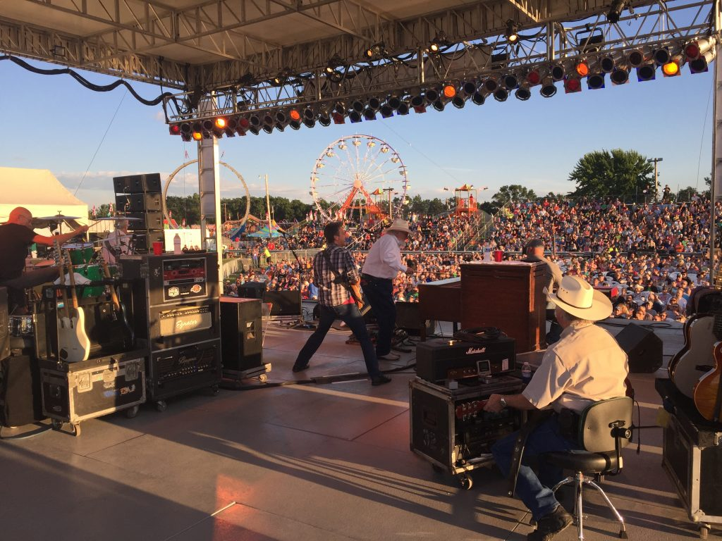 The Charlie Daniels Band, Chippewa Falls