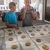 Free Cookies at Chocolate Fest in Burlington