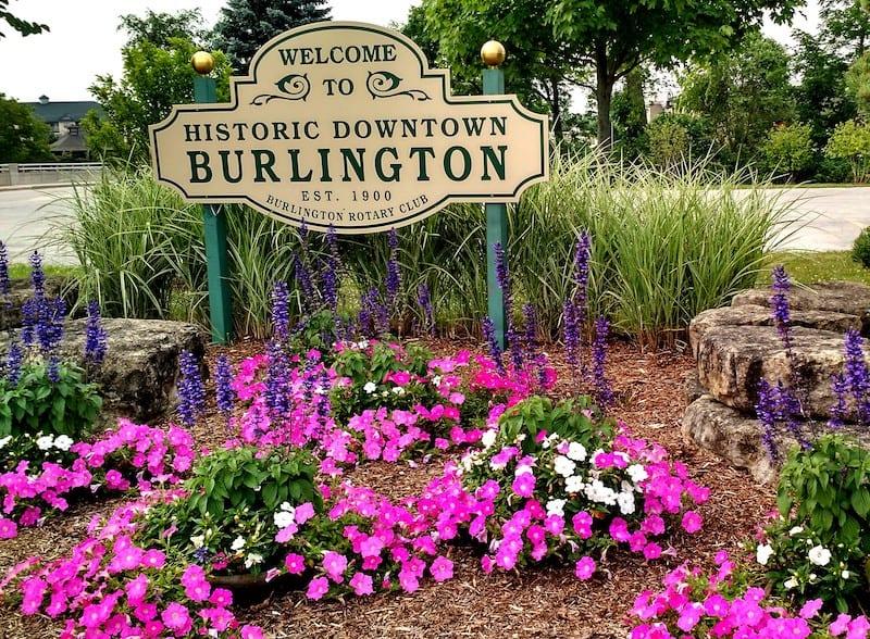 Welcome to Historic Burlington