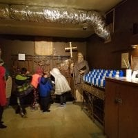 Apparition Oratory at the National Shrine of Our Lady of Good Help