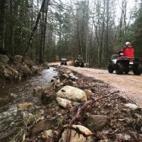 ATV Riding in Marinette County