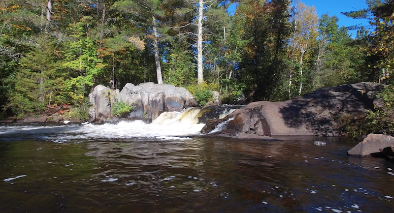 Marinette County Waterfalls