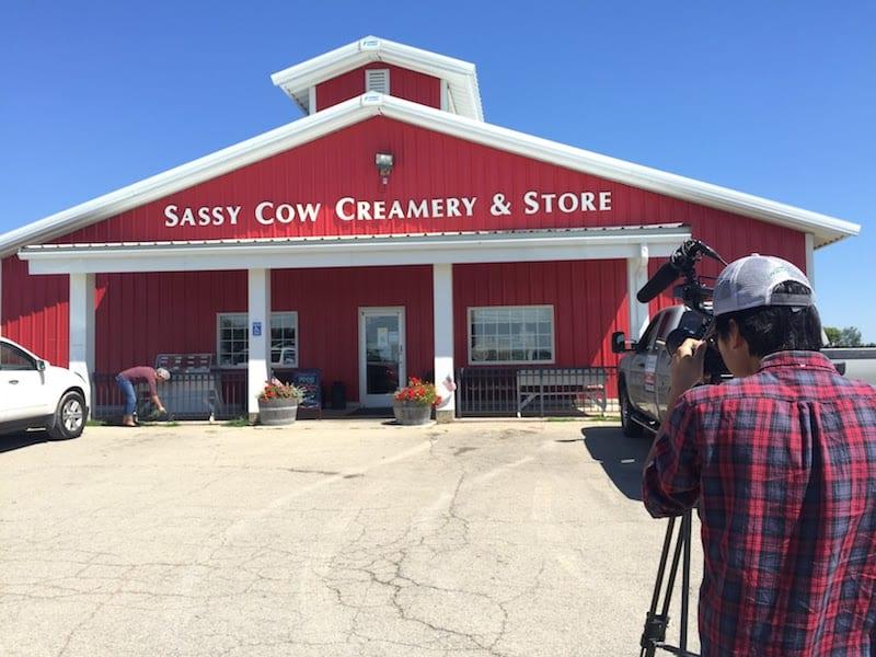 Sassy Cow Creamery