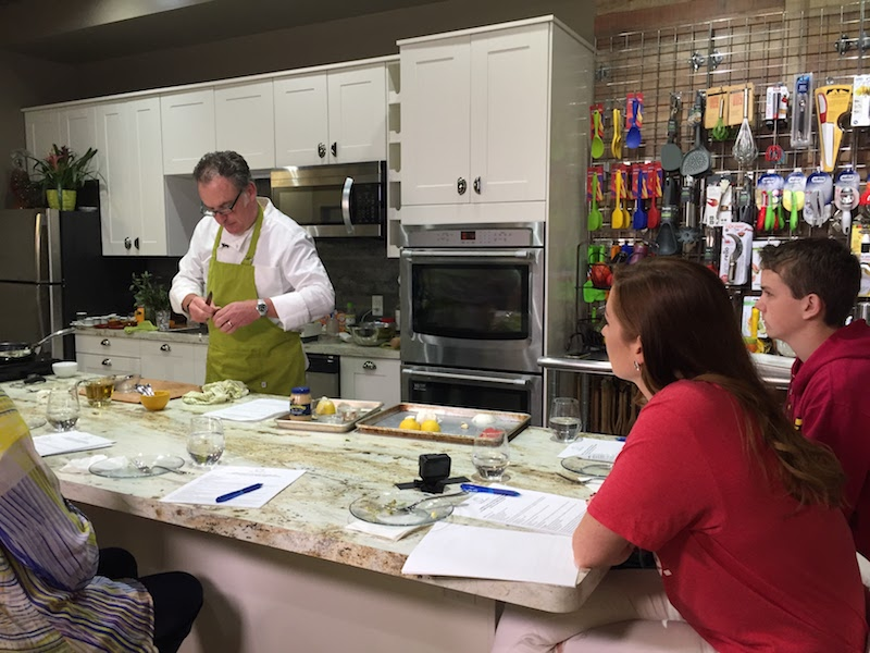 Grand Fete Cooking Demonstration