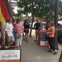 Hudson Food Walk