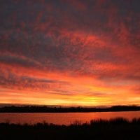 Patrick Marsh Sunset