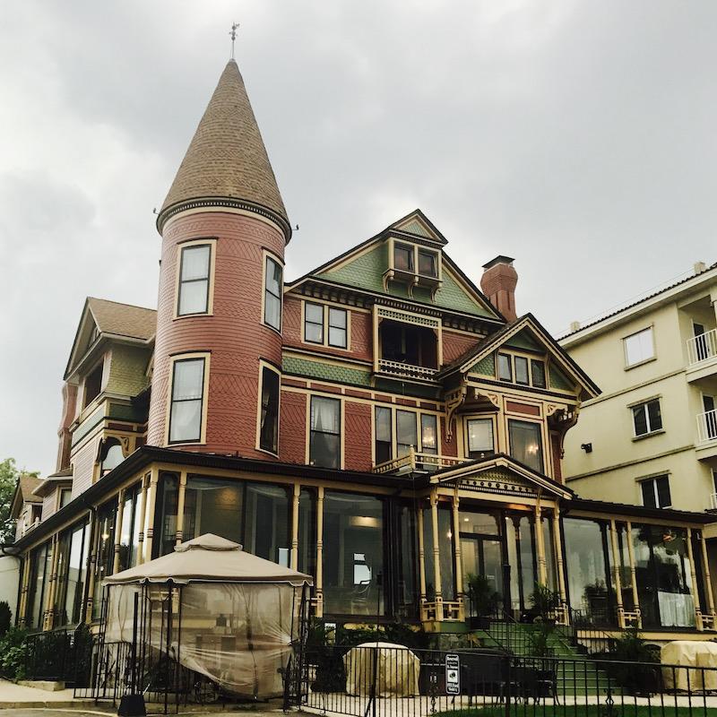 Historic Hotels - Baker House 1885