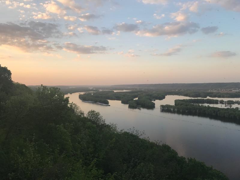 Mississippi River Views