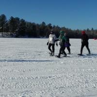 Arctic Warrior Snowshoe Race