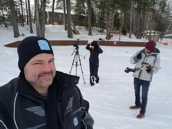 DW Crew at the Arctic Warrior
