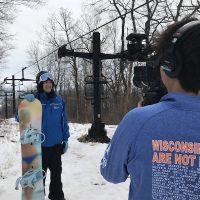Interview at Devil's Head Resort