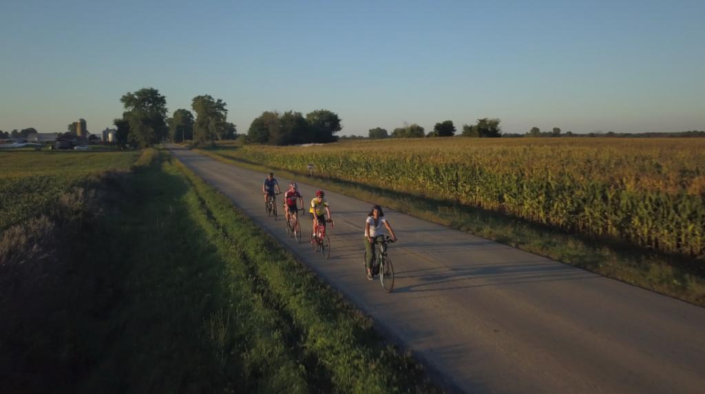 Road Biking, Whitewater