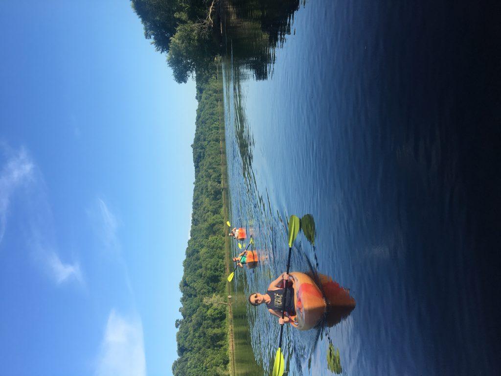 St. Croix River, Osceola
