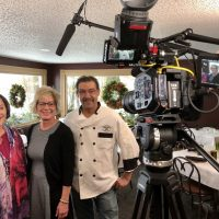 Filming with Pinewood Supper Club Owners