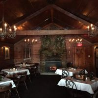 Pinewood Supper Club Dining Room
