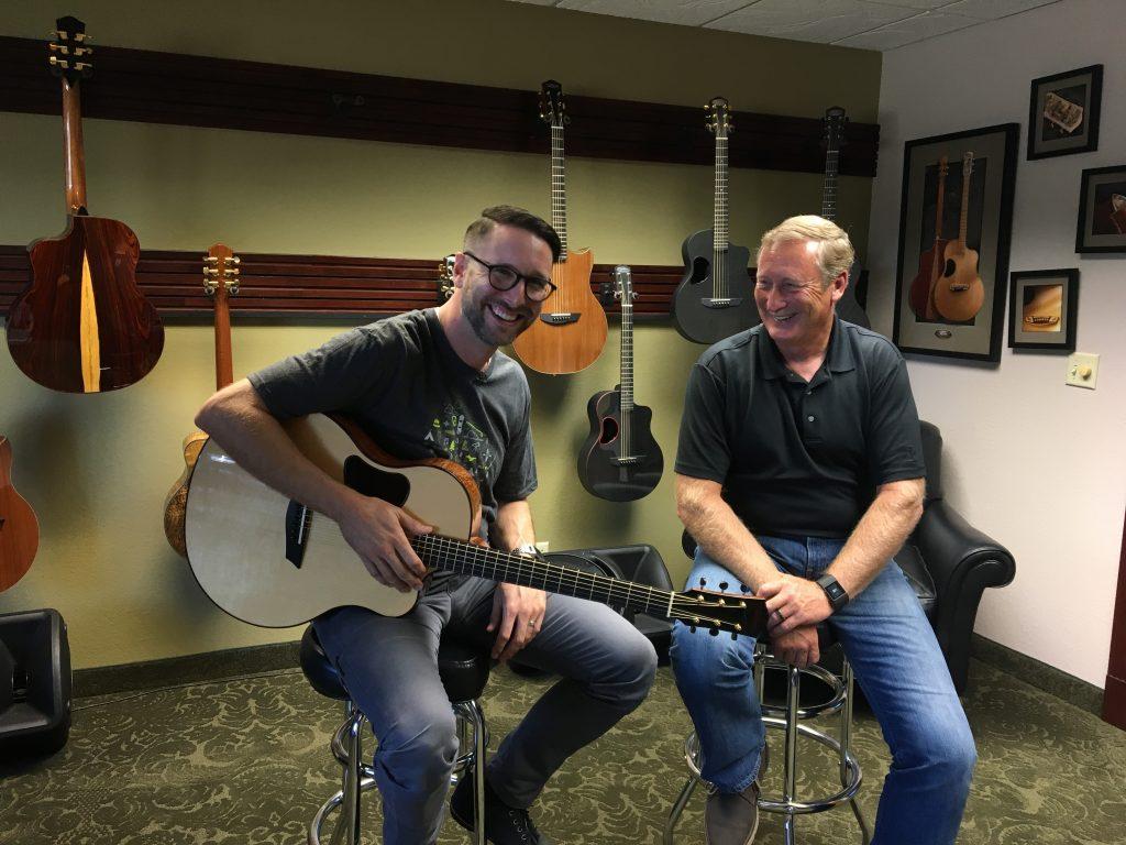 McPherson Guitars Sparta