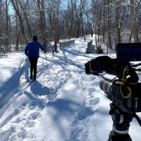 Cross Country Skiing, Janesville