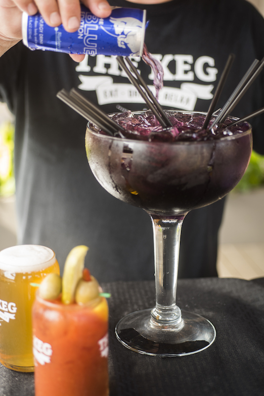 The Keg & The Patio - Fish Bowl