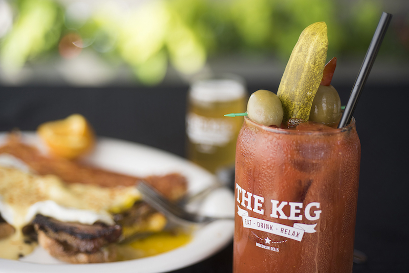 Bloody Mary - The Keg & The Patio