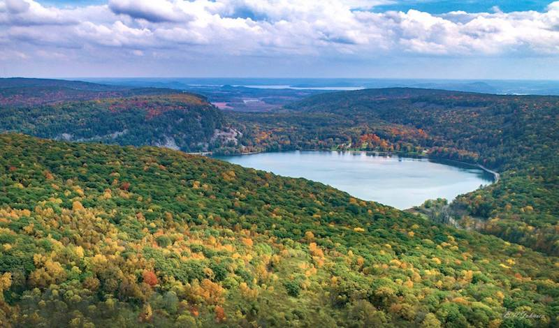 Devils Lake by Bill Johnsen