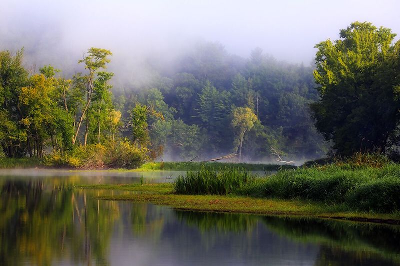 The Mighty Wisconsin River