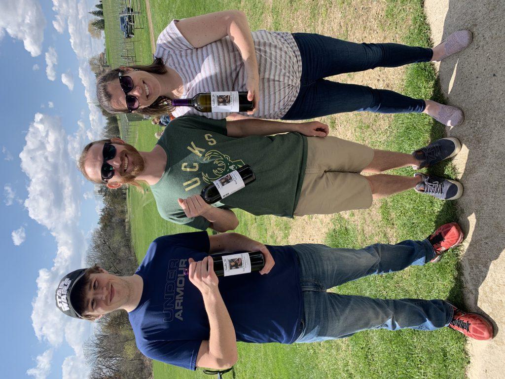 Rock n Wool Winery, Poynette