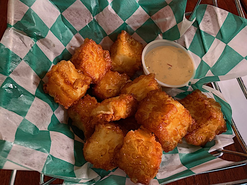Cheese Curds at 42 Ale House