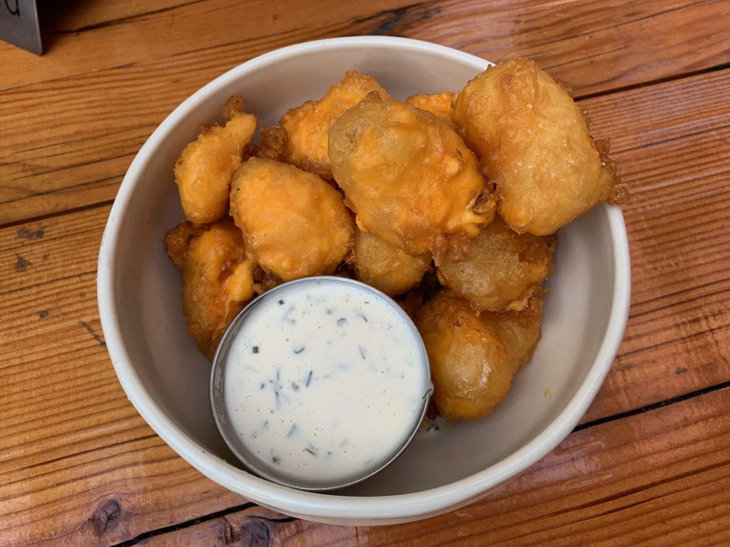 A Cheese Curd Crawl