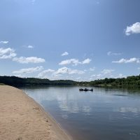 Wisconsin River Tubing