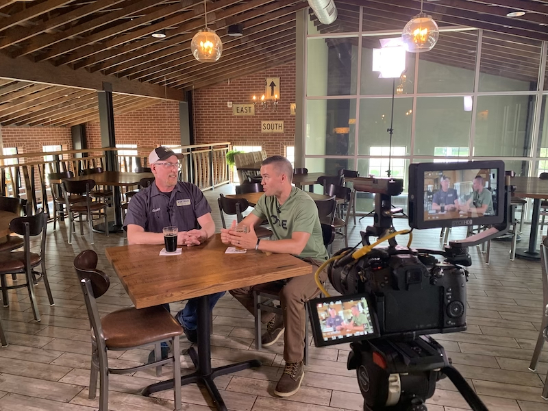 Vintage Brewing Company interview
