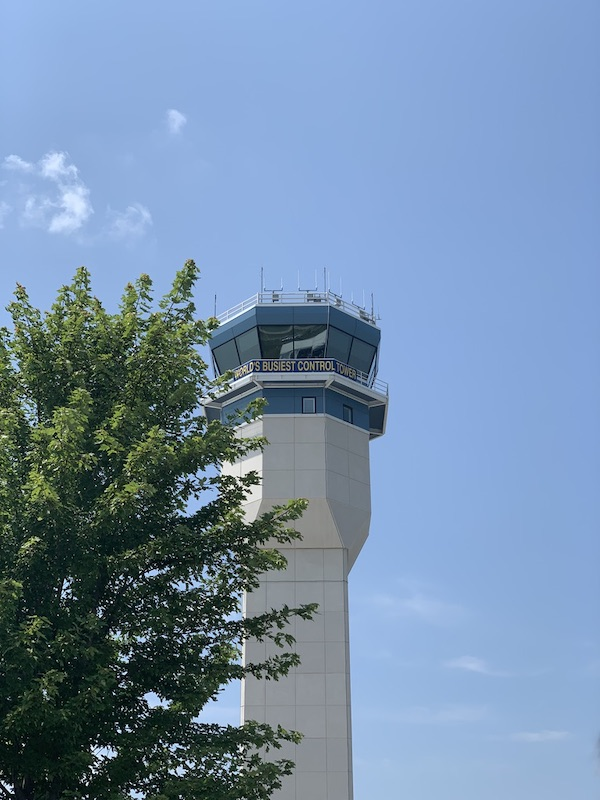 World's Busiest Control Tower