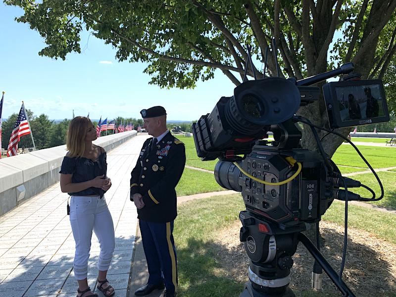 Mariah Interviews Col. Mike Jason