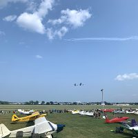 Air Shows at AirVenture