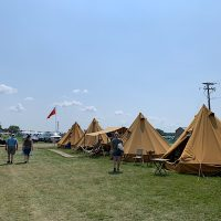 WWII Encampment