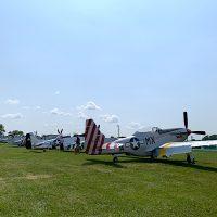 Planes at EAA