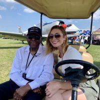 Mariah Interviews Lt. Col. James Harvey III