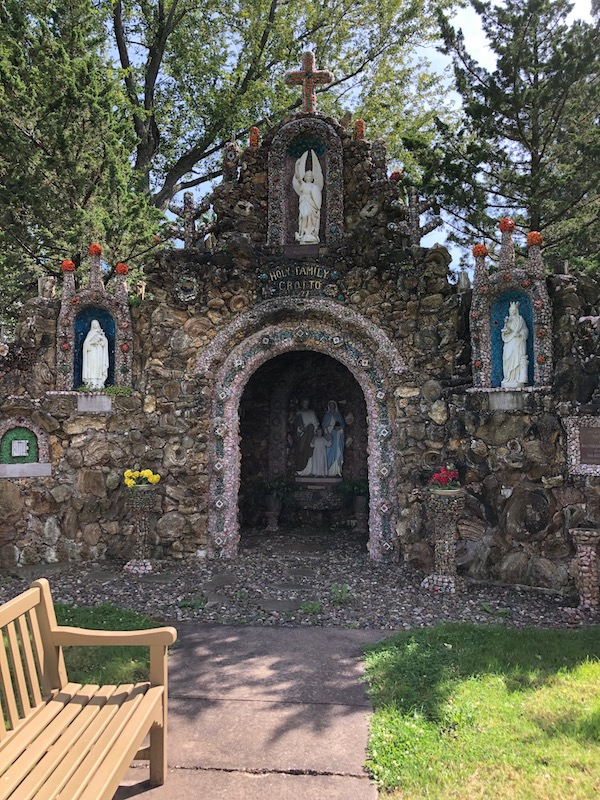 Holy Family Grotto