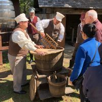 Historic Beer Brewing