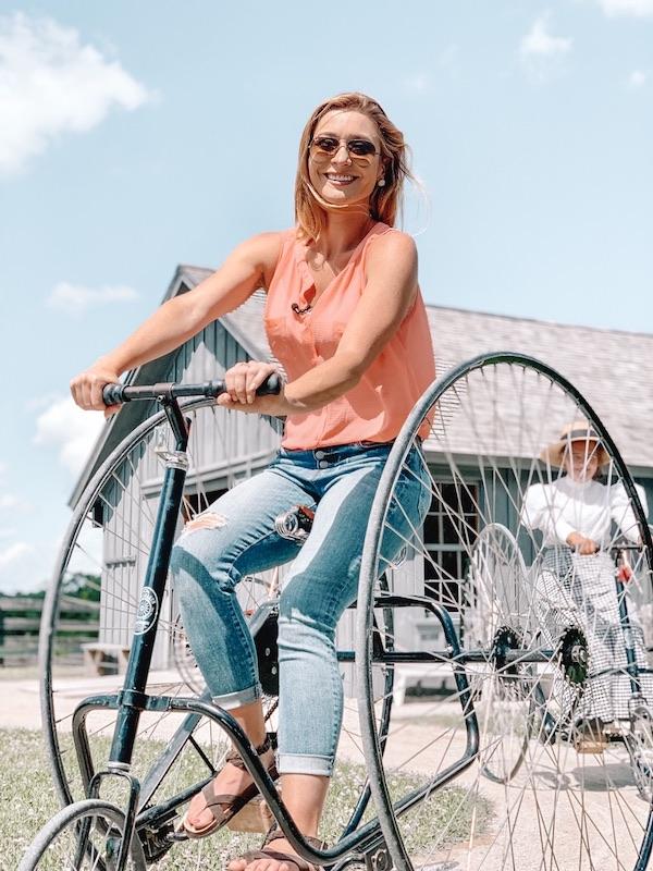 High Wheel Bikes