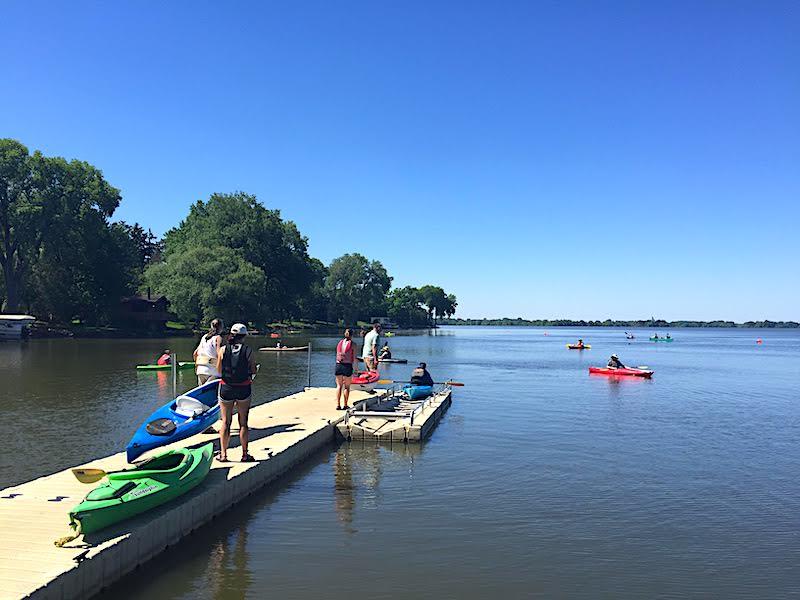 Great Beaver Paddle Festival