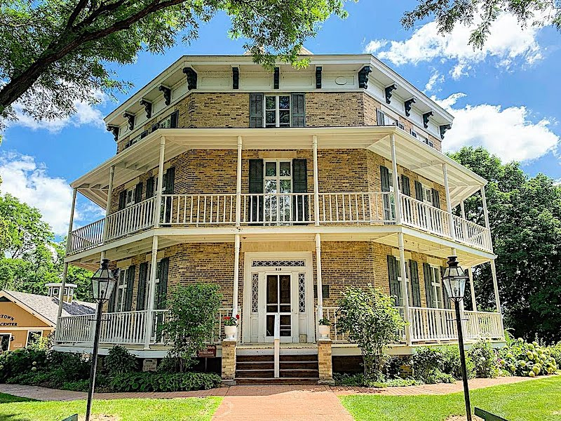 The Octagon House Museum