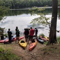 Yawkey Forest Reserve Lake Katherine Paddle Tour